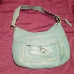 Handbags - Beautiful Blue Purse for You